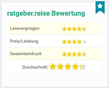 ratgeber.reise Reiseführer Bewertung