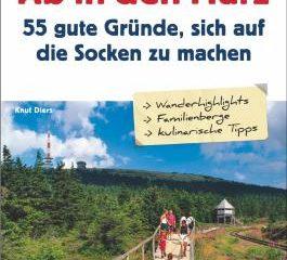 Buchcover - Ab in den Harz