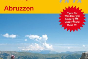 Buchcover - Abruzzen 24 Wanderungen (Outdoor Regional)