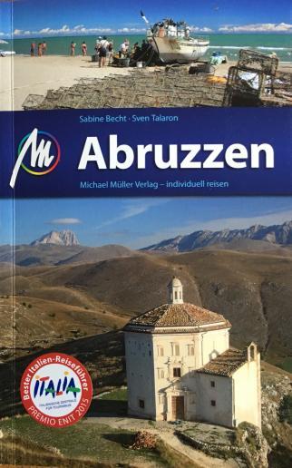 Buchcover - Abruzzen (Michael Müller Verlag)