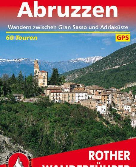 Buchcover - Abruzzen Wandern zwischen Gran Sasso und Adriaküste