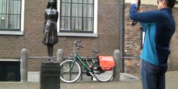 amsterdam-anne-frank-statue