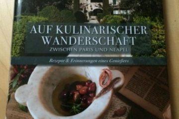 Buchover - Auf kulinarischer Wanderschaft