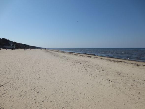 Kurort und Badestrand Jurmala, Riga