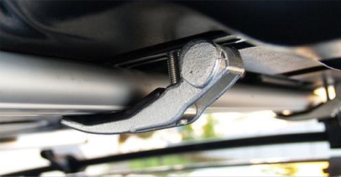 Befestigung Auto Dachbox