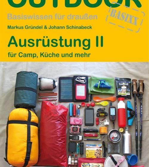 Buch Outdoor Ausrüstung II