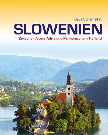Slowenien Reiseführer Trescher Verlag