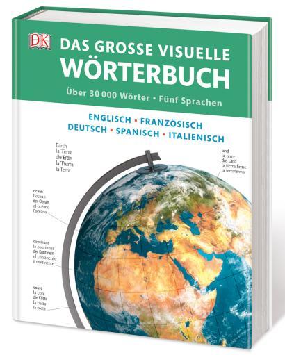 Buchcover Das große visuelle Wörterbuch