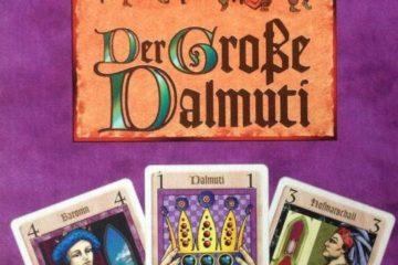 Der große Dalmuti Reisespiel