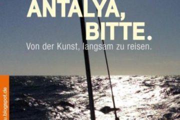 Buchcover - Einmal München - Antalya, bitte