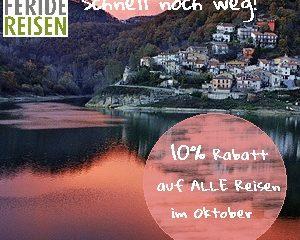 Feride Last Minute Reisen Angebote Oktober 2016