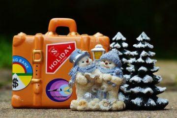 Weihnachtsgeschenke Reise und Urlaub