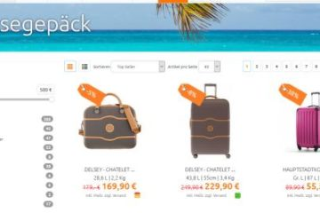 DEAL Koffer kaufen