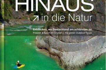 Buchcover - KUNTH Bildband Hinaus in die Natur