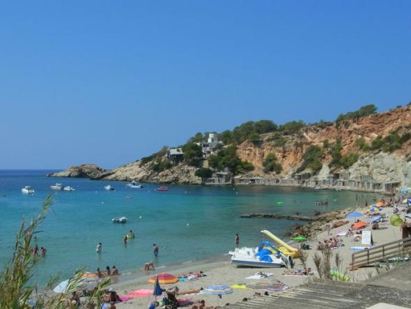 Ibiza Luxusstrand