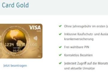 ICS World Visa Card Gold