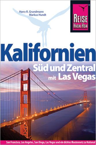 Buchcover - Kalifornien Süd und Zentral mit Las Vegas
