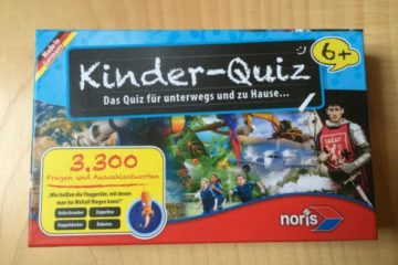 Kinder Quiz für unterwegs und zu Hause