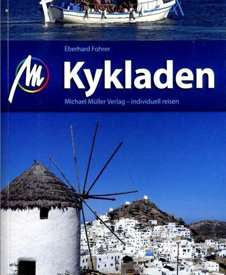 Buchcover - Kykladen