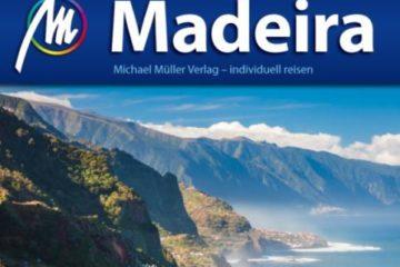 Buchcover - Madeira Individuell Reisen