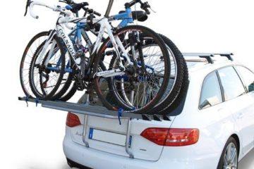 Fahrradträger Auto - Menabo Logic 3