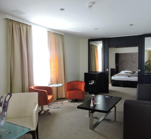 Zimmer Mercure Hotel Bochum City