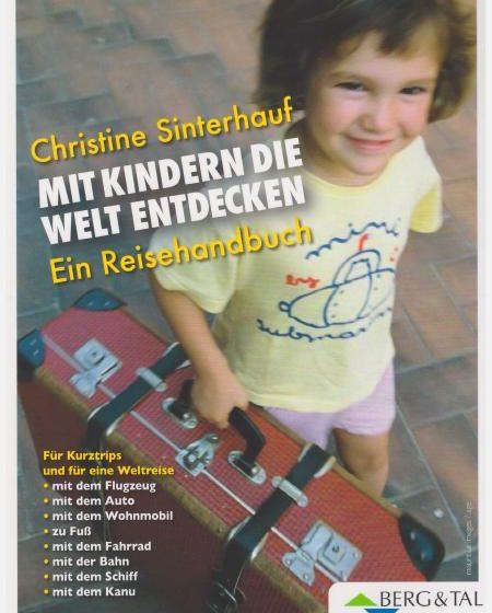 Buchcover - Mit Kindern die Welt entdecken