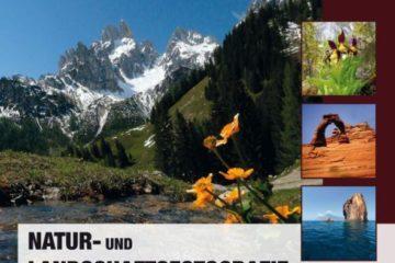 Buchcover - Natur- und Landschaftsfotografie (mitp)