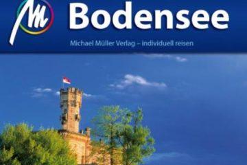 Buchcover - Bodensee Reiseführer