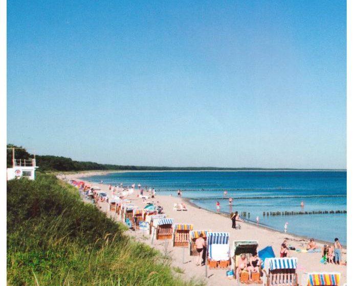 Glowe Schaabe Strand