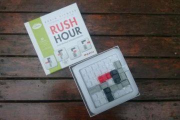 Rush Hour Reisespiel