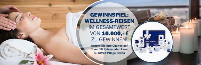 Tchibo Wellness Reise Gewinnspiel 2016