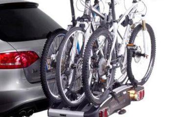 Thule Error Classic mit 3 Fahrrädern