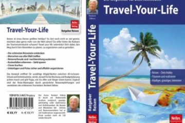 Buchcover Travel-Your-Life