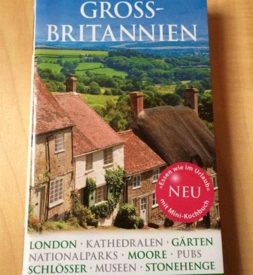 Buchcover - Vis-à-Vis Großbritannien (Gebundene Ausgabe)