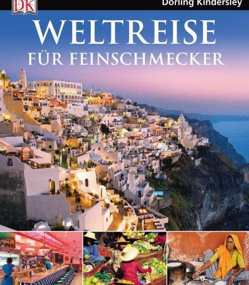 Buchcover - Weltreise für Feinschmecker