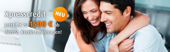 Xpresscredit Reisekredit Angebot
