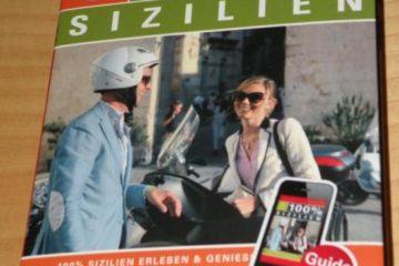 Buchcover - 100% Sizilien