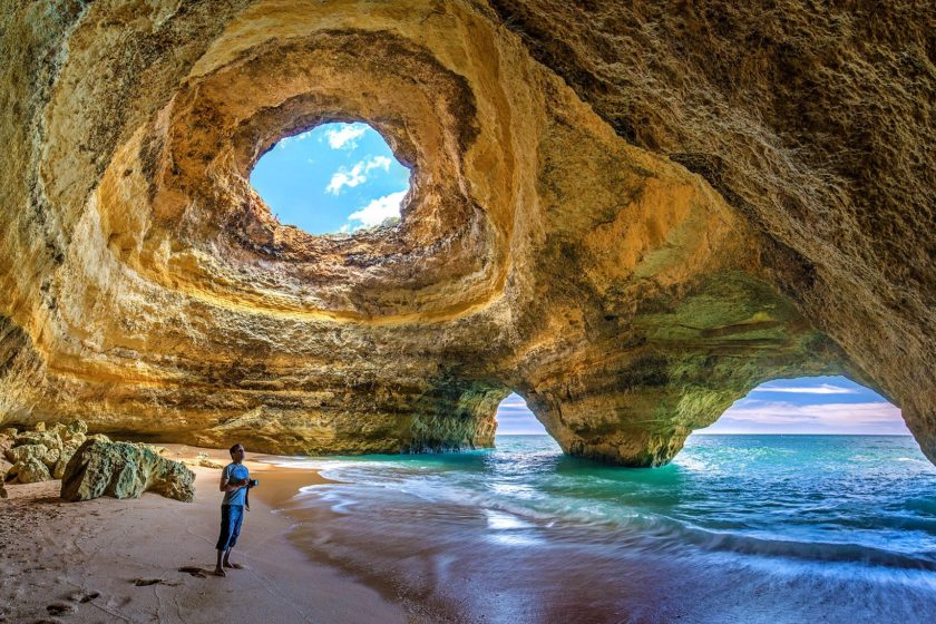 Wanderkarte Algarve