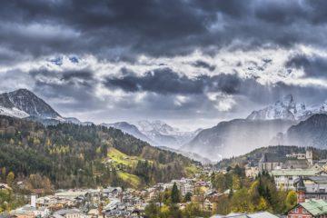 Wanderkarte Berchtesgadener Land