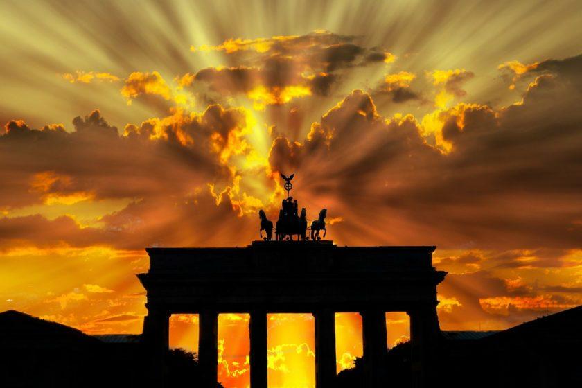 Wanderkarte Deutschland