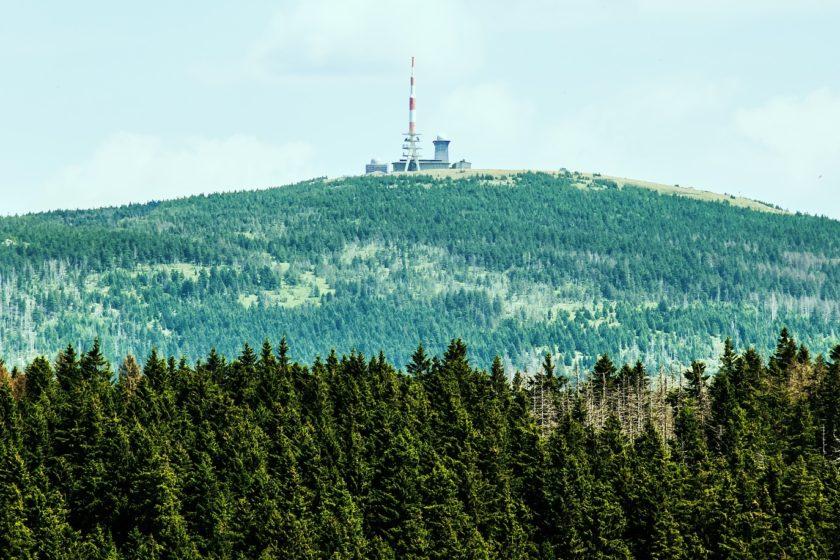 Wanderkarte Harz