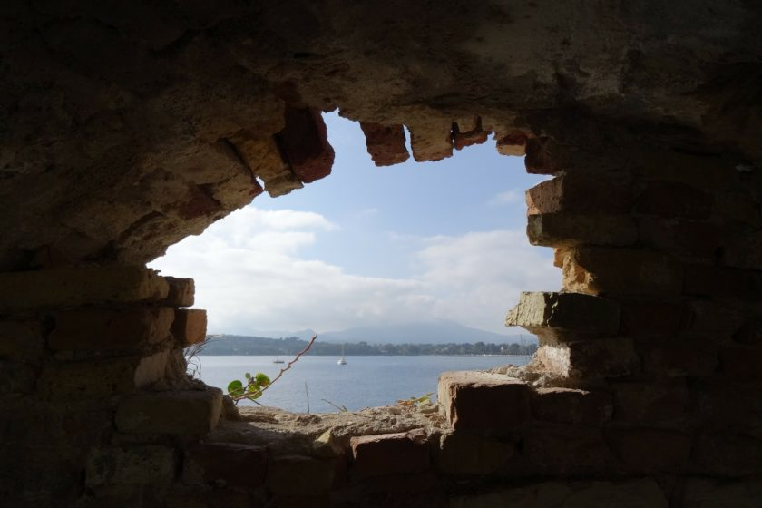 Wanderkarte Korfu
