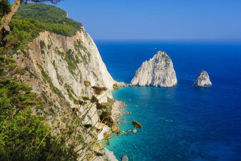 Wanderkarte Kreta