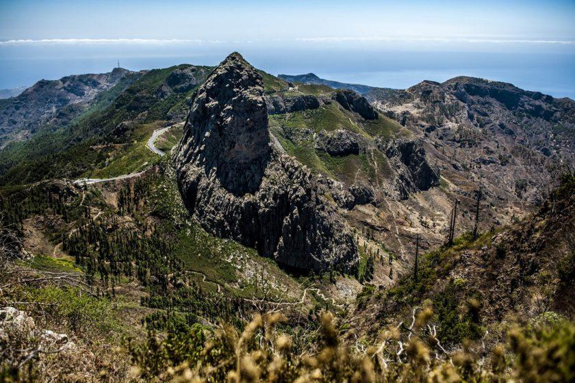 Wanderkarte La Gomera