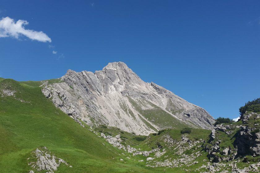 Wanderkarte Lechtal