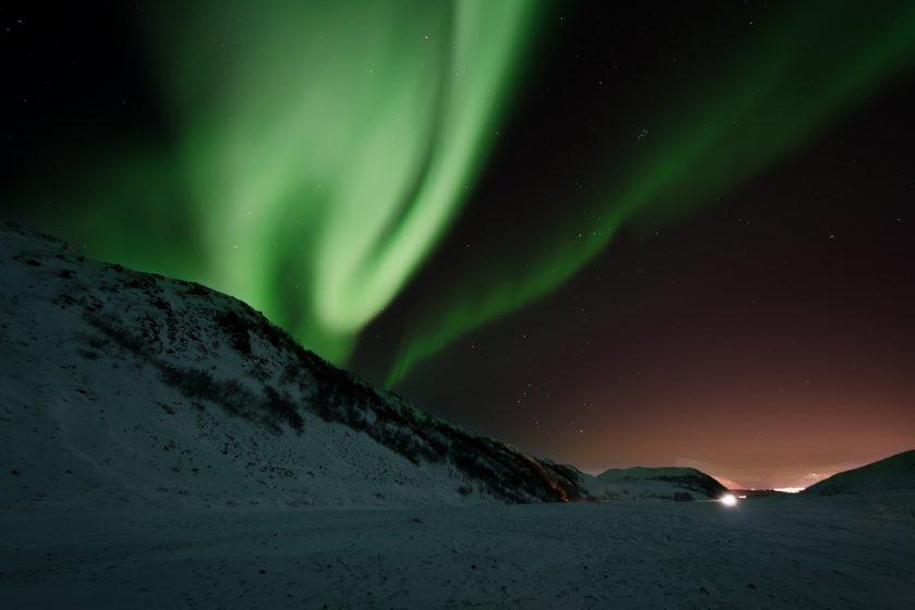 Wanderkarte Norwegen