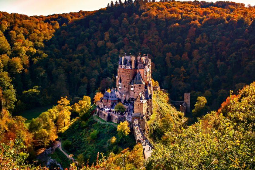 Wanderkarte Pfalz
