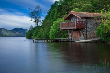 Wanderkarte Schottland