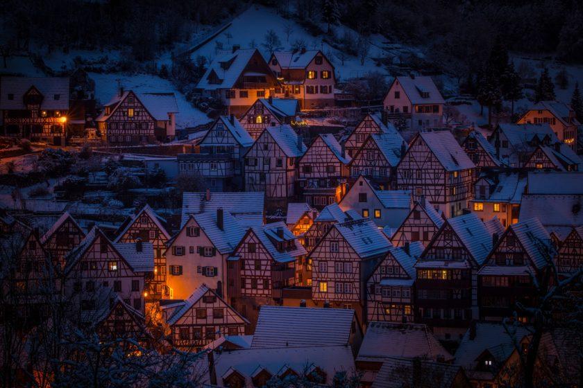 Wanderkarte Schwarzwald